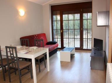 Salón Andorra Estación Grandvalira Soldeu Apartamentos La Pleta 3000
