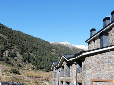 Vistas Andorra Estación Grandvalira Soldeu Apartamentos La Pleta 3000