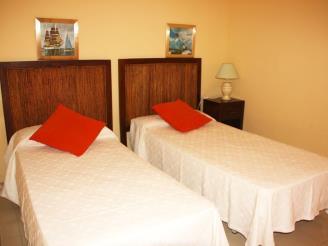 Dormitorio España Costa Azahar Alcoceber Apartamentos Playa Romana 3000