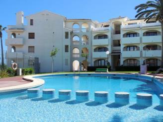 Piscina España Costa Azahar Alcoceber Apartamentos Playa Romana 3000