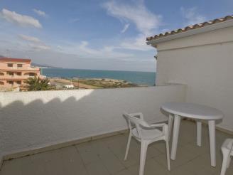 Vistas España Costa Azahar Alcoceber Apartamentos Playa Romana 3000