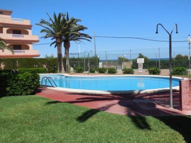 Jardín España Costa Azahar Alcoceber Apartamentos Playa Romana 3000