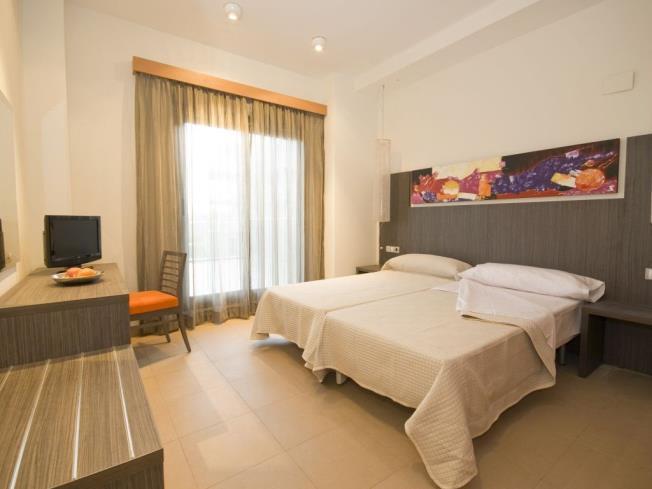Dormitorio Alcocebre Suites Hotel Alcoceber