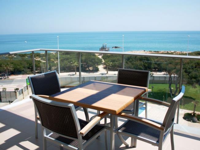 Terraza Alcocebre Suites Hotel Alcoceber