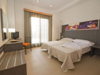 Dormitorio España Costa Azahar Alcoceber Alcocebre Suites Hotel
