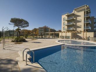 Fachada Invierno España Costa Azahar Alcoceber Alcocebre Suites Hotel