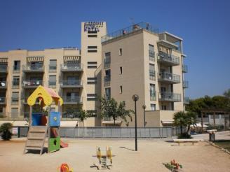 Fachada Verano España Costa Azahar Alcoceber Alcocebre Suites Hotel