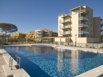 Piscina España Costa Azahar Alcoceber Alcocebre Suites Hotel