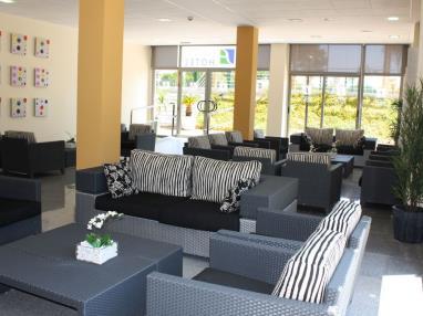 Recepción España Costa Azahar Alcoceber Alcocebre Suites Hotel