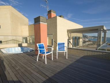 Terraza España Costa Azahar Alcoceber Alcocebre Suites Hotel