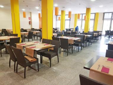 Salón comedor España Costa Azahar Alcoceber Alcocebre Suites Hotel
