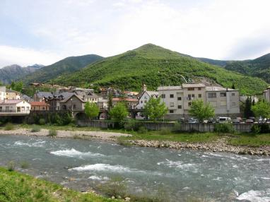 España Pirineo Aragonés Biescas