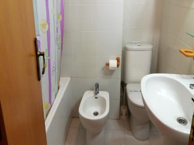 Baño Apartamentos Entreplayas 3000 Oropesa del mar