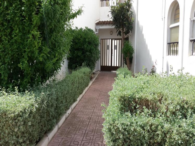 Jardín Apartamentos Entreplayas 3000 Oropesa del mar