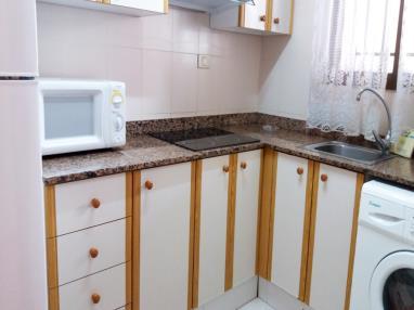 Cocina Apartamentos Entreplayas 3000 Oropesa del mar