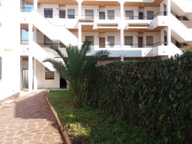 Fachada Verano Apartamentos Entreplayas 3000 Oropesa del mar
