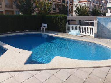 Piscina España Costa Azahar Oropesa del mar Apartamentos Entreplayas 3000