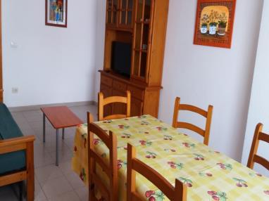 Salón comedor España Costa Azahar Oropesa del mar Apartamentos Entreplayas 3000
