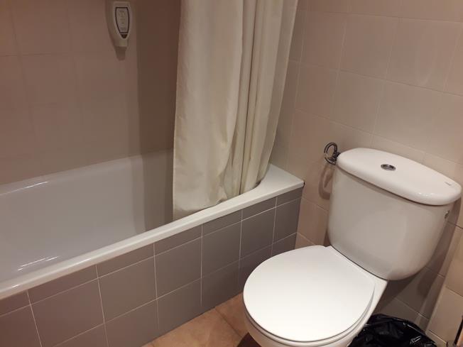 Baño Apartamentos Canillo Ribagrossa 3000 Canillo