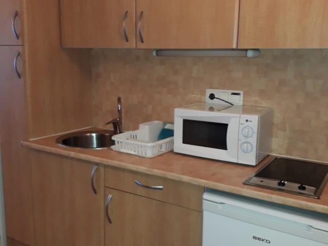 Cocina Apartamentos Canillo Ribagrossa 3000 Canillo