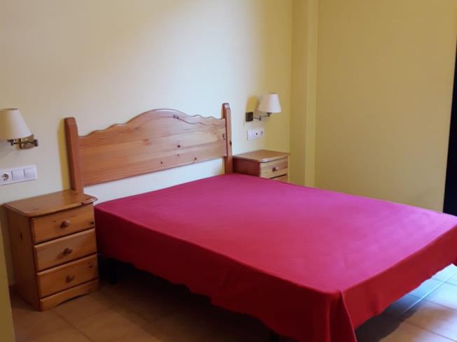 Dormitorio Apartamentos Canillo Ribagrossa 3000 Canillo