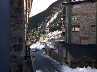 Fachada Invierno Andorra Estación Grandvalira Canillo Apartamentos Canillo Ribagrossa 3000
