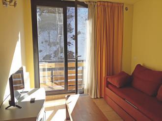 Salón Andorra Estación Grandvalira Canillo Apartamentos Canillo Ribagrossa 3000
