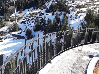 Exterior Andorra Estación Grandvalira Canillo Apartamentos Canillo Ribagrossa 3000