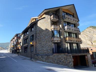 Fachada Verano Andorra Estación Grandvalira Canillo Apartamentos Canillo Ribagrossa 3000