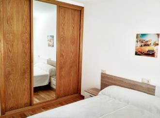 Dormitorio España Galicia - Rías Bajas Revolta, a - Noalla - Sanxenxo Apartamentos Playa de la Lanzada 3000