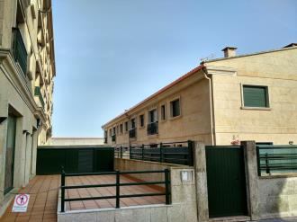 Fachada Invierno España Galicia - Rías Bajas Revolta, a - Noalla - Sanxenxo Apartamentos Playa de la Lanzada 3000