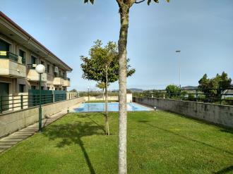 Piscina España Galicia - Rías Bajas Revolta, a - Noalla - Sanxenxo Apartamentos Playa de la Lanzada 3000