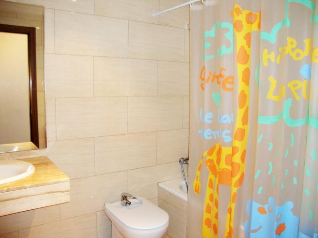 Baño Apartamentos Canillo Les Moles 3000 Canillo