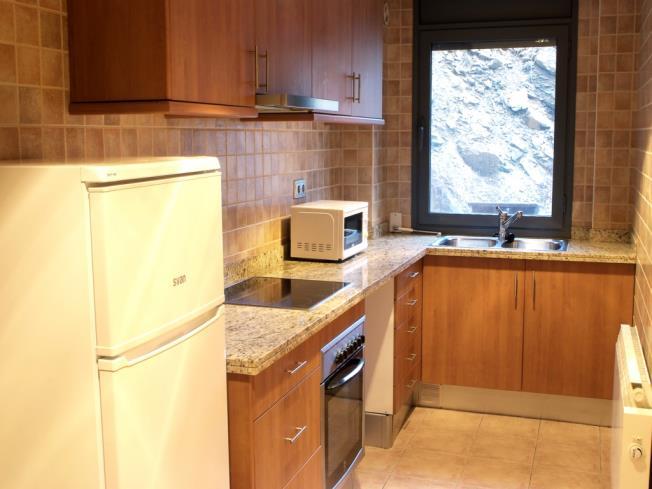 Cocina Apartamentos Canillo Les Moles 3000 Canillo