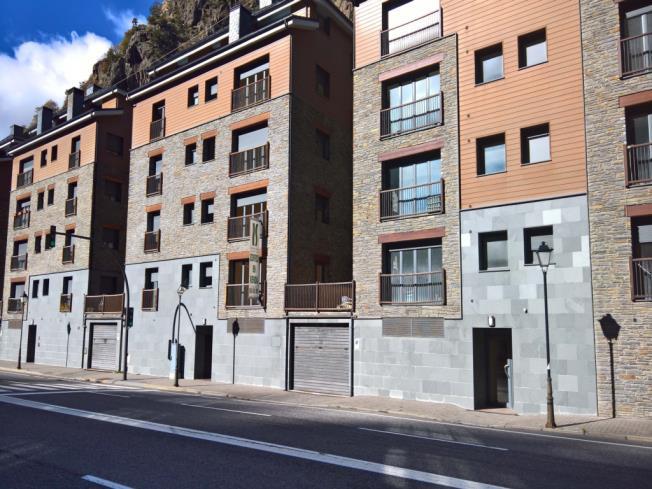 Fachada Verano Apartamentos Canillo Les Moles 3000 Canillo