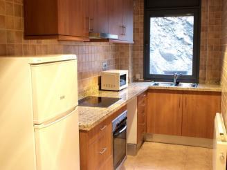 Cocina Andorra Estación Grandvalira Canillo Apartamentos Canillo Les Moles 3000