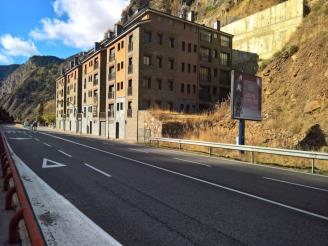 Façade Summer Andorre Grandvalira CANILLO Appartements Canillo Les Moles 3000