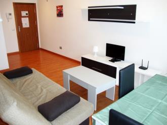 Salón comedor Andorra Estación Grandvalira Canillo Apartamentos Canillo Les Moles 3000