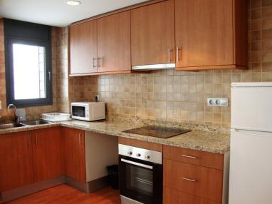 Kitchen Appartements Canillo Les Moles 3000 CANILLO