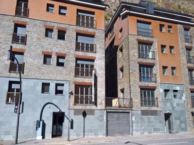 Façade Summer Appartements Canillo Les Moles 3000 CANILLO