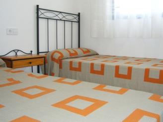Espagne Costa del Azahar ALCOSSEBRE Appartements Cargador Beach 3000