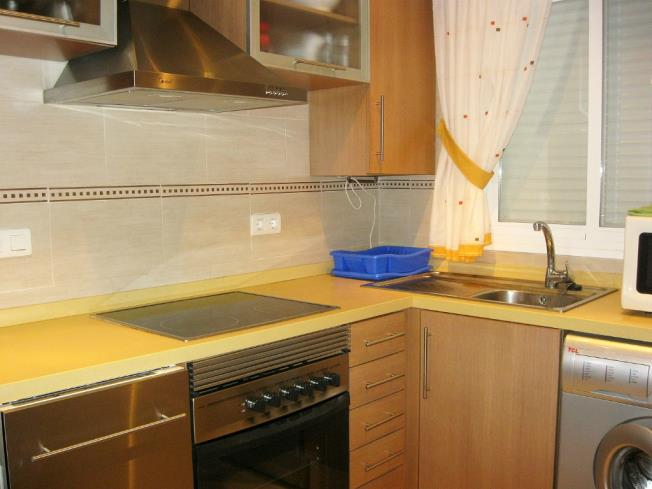 Cocina Apartamentos Marina D'Or 3000 Oropesa del mar