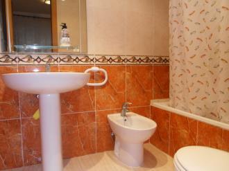 Baño España Costa Azahar Oropesa del mar Apartamentos Marina D'Or 3000