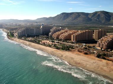 Balcón Apartamentos Marina D'Or 3000 Oropesa del mar