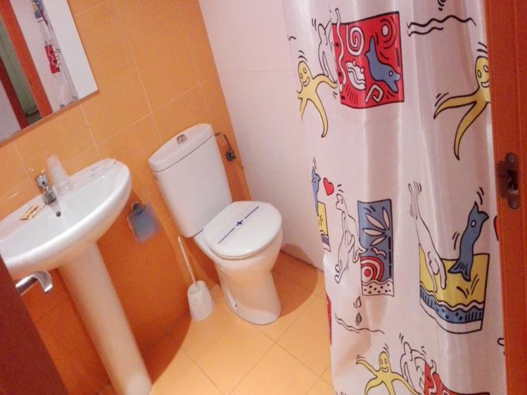 Baño Apartamentos Alcocebre Suites 3000 Alcoceber
