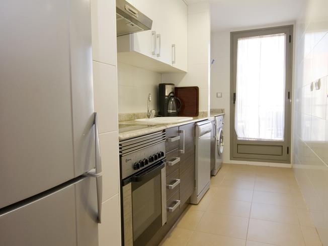 Cocina Apartamentos Alcocebre Suites 3000 Alcoceber