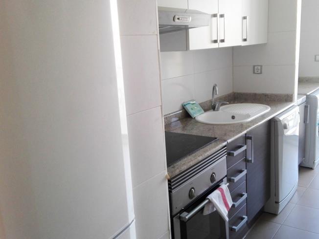 Kitchen Appartements Alcocebre Suites 3000 ALCOSSEBRE