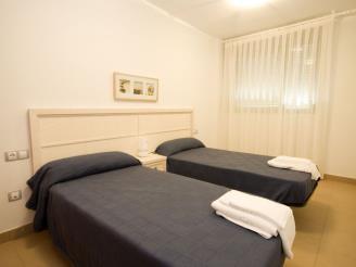 chambre Espagne Costa del Azahar ALCOSSEBRE Appartements Alcocebre Suites 3000