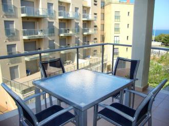 Balcony Espagne Costa del Azahar ALCOSSEBRE Appartements Alcocebre Suites 3000