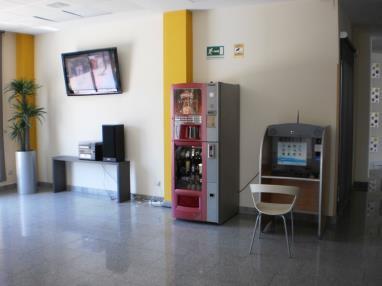 Cafetería España Costa Azahar Alcoceber Apartamentos Alcocebre Suites 3000